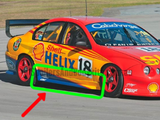 Bodykit for AU XR Ford Falcon - V8 Supercar Style - Spoilers and Bodykits Australia