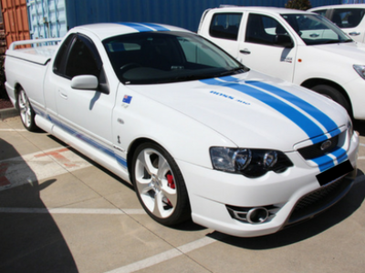 Bodykit for BA / BF Ford Falcon Ute - Pursuit Style - Spoilers And Bodykits Australia