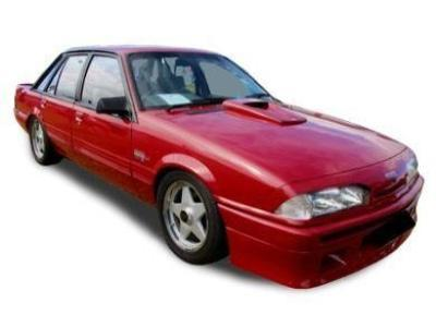 Bodykit for VL Holden Commodore Sedan - Group A Style - Spoilers and Bodykits Australia