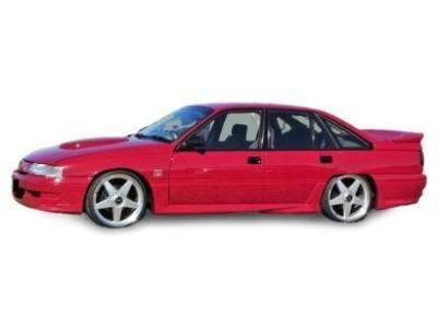 Bodykit for VN / VP Holden Commodore Sedan - VN Group A Style - Spoilers and Bodykits Australia