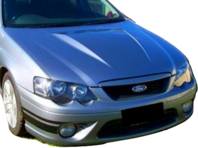 Bonnet Bulge for BA / BF Ford Falcon (Universal Design) - Spoilers and Bodykits Australia