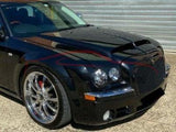 Bonnet for 300C Chrysler Gen 1 - Sports Style (2005 - Early 2011 Models) (Road Legal Certified) - Spoilers and Bodykits Australia