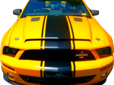 Bonnet for Ford Mustang (2010 - 2014 Models) (Road Legal Certified) - Spoilers and Bodykits Australia