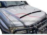 Bonnet for GU Nissan Patrol - Series 4 Models Only (Road Legal Certified) - Spoilers and Bodykits Australia