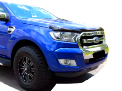 Bonnet Protector for PX2 & PX3 Ford Ranger (2015 - 2019 Models) - Spoilers and Bodykits Australia