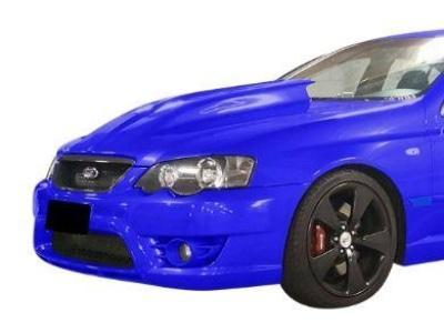 Bonnet Scoop for BA / BF Ford Falcon - 4 Inch Reverse Cowl - Spoilers and Bodykits Australia