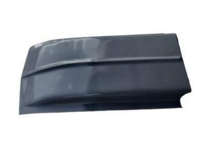 Bonnet Scoop for Ford Capri MK1 - 4 Inch Reverse Cowl - Spoilers and Bodykits Australia
