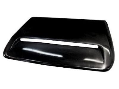 Bonnet Scoop for GU Nissan Patrol - Series 1 / 2 / 3 (1997 - 2004 Models) - Spoilers and Bodykits Australia
