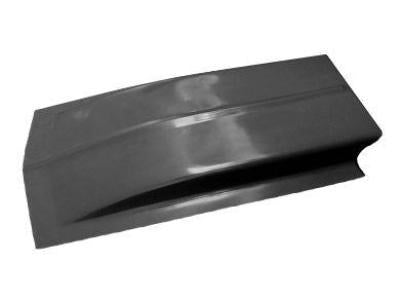 Bonnet Scoop for HJ / HX / HZ Holden Reverse Cowl - 4 Inch - Spoilers and Bodykits Australia
