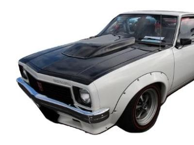 Bonnet Scoop for Holden Torana LH LX - A9X Style (Reverse Cowl) - Spoilers and Bodykits Australia