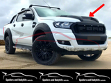Bonnet Scoop for PX 2 Ford Ranger (2015 - 2018 Models) - Spoilers and Bodykits Australia