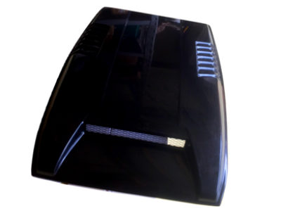 Bonnet Scoop for PX 2 Ford Ranger - Vented (2015 - 2018 Models) - Spoilers and Bodykits Australia