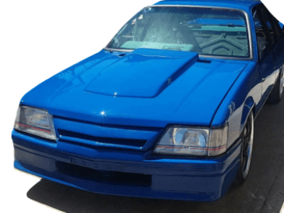 Bonnet Scoop for VB / VC / VH / VK Holden Commodore Reverse Cowl - VH SS Group 3 Style - Spoilers and Bodykits Australia