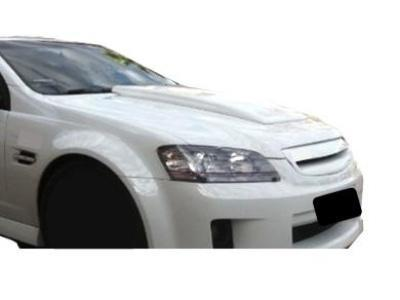 Bonnet Scoop for VE Holden Commodore - 2 Inch Reverse Cowl Style - Spoilers and Bodykits Australia