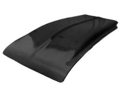 Bonnet Scoop for VY / VZ Holden Commodore - 2 Inch Reverse Cowl - Spoilers and Bodykits Australia