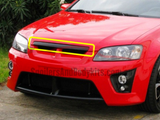Bonnet Vents + Bonnet Garnish for VE Holden Commodore - Spoilers and Bodykits Australia