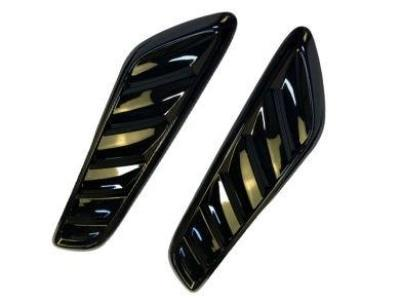 Bonnet Vents for Falcons / Commodores / 4x4's - Universal Design - Fits Any Bonnet - Spoilers and Bodykits Australia