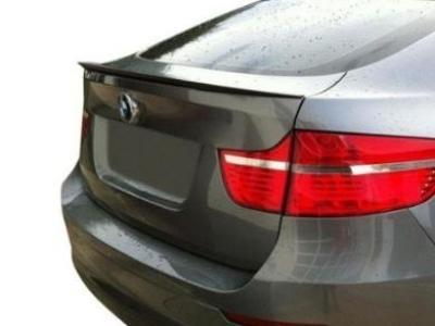 Carbon Fibre Rear Boot Lip Spoiler for BMW X6 F16 & F86 X6M (2015 - 2018 Models) - Spoilers and Bodykits Australia