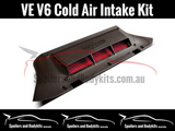 Cold Air Intake Kit to suit VE V6 3.6L Alloytec Engine 5/2006 - 2009 - Spoilers and Bodykits Australia