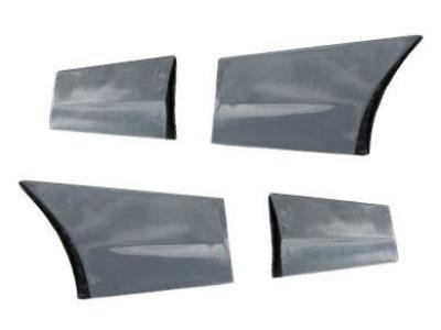 Door Moulds for VN / VP / VR / VS Holden Commodore Sedan - Aero Style - Spoilers and Bodykits Australia