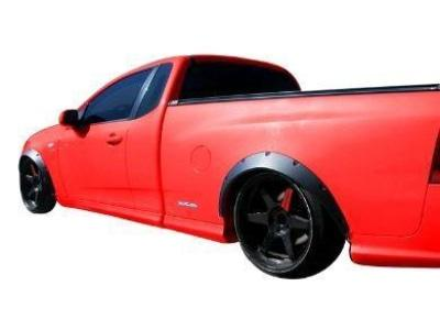 Flares for FG Ford Falcon Ute (Set of 4) - Spoilers and Bodykits Australia