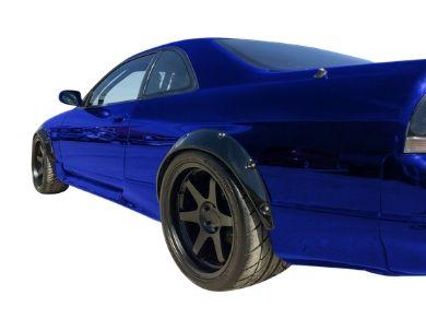 Flares for Nissan R33 Skyline GTS / GTR 2 Door Coupe (Set of 4) - Spoilers and Bodykits Australia