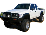 Flares for Toyota Hilux Extra Cab (10/1997 - 03/2005 Models) - Spoilers And Bodykits Australia