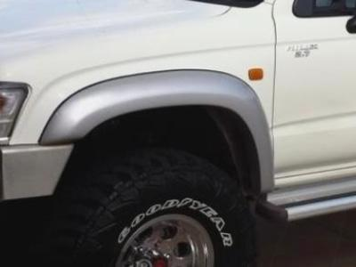Flares for Toyota Hilux - Front Pair (1990 - 1996 Models) - Spoilers and Bodykits Australia