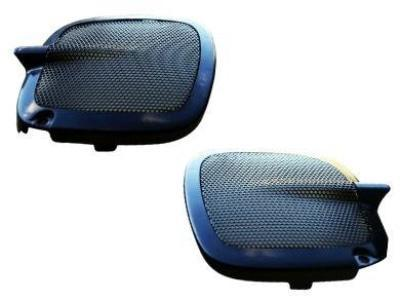 Fog Light Covers for Subaru Impreza WRX / STi GC8 (1997 - 2001 Models) - Spoilers and Bodykits Australia