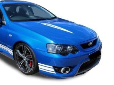 Front Bumper Bar for BA / BF XR Ford Falcon - BF GT Style - Spoilers and Bodykits Australia
