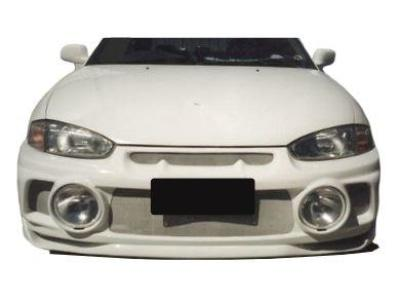 Front Bumper Bar for CE Mitsubishi Lancer Coupe - EVO 4 Style - Spoilers and Bodykits Australia