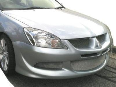 Front Bumper Bar for CH Mitsubishi Lancer - EVO 8 Style (Sedan Only) - Spoilers and Bodykits Australia