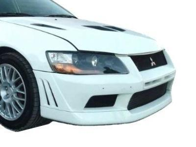 Front Bumper Bar for Mitsubishi Lancer EVO 7 - Spoilers and Bodykits Australia
