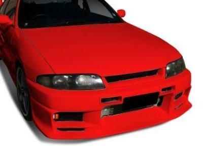 Front Bumper Bar for R33 Nissan Skyline GTS / GTS-T Coupe / Sedan - TS Style - Spoilers and Bodykits Australia
