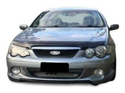Front Bumper Bar Lip for BA XR Ford Falcon - DJR Style - Spoilers and Bodykits Australia
