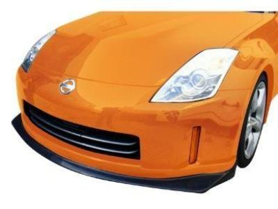 Front Bumper Bar Lip / Splitter for Nissan 350Z (2003 - 2005 Models) - Spoilers and Bodykits Australia