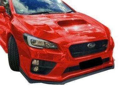 Front Bumper Bar Lip / Splitter for Subaru WRX / STi (2015 - 2018 Models) - Spoilers and Bodykits Australia