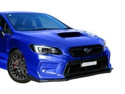 Front Bumper Bar Lip / Splitter for Subaru WRX / STi (2018 - 2019 Models) - Spoilers and Bodykits Australia