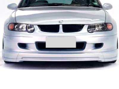 Front Bumper Bar Lip Spoiler for VX Holden Commodore - C2R Style - Spoilers and Bodykits Australia
