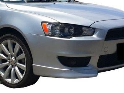 Front Bumper Bar Pods for CJ Mitsubishi Lancer - VRX Style (Sedan & Hatch Sports Wagon Only) - Spoilers and Bodykits Australia