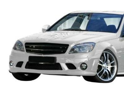 Front Grill for Mercedes Benz W204 C-Class Sedan / Wagon (2008 - 2012 Models) - Spoilers and Bodykits Australia
