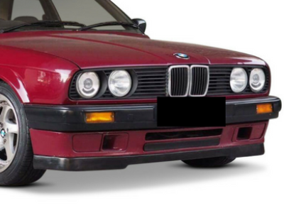 Front Lip for BMW E30 - IS Style (1984 - 1992 Models) - Spoilers and Bodykits Australia