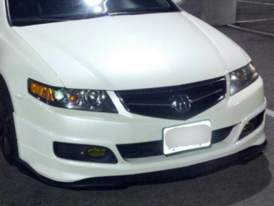 Front Lip for Honda Accord Euro CL9 CS (2003 - 2008 Models) - Spoilers and Bodykits Australia