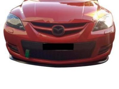 Front Lip for Mazda 3 MPS BK - STI Style (2006 - 2008 Models) - Spoilers and Bodykits Australia