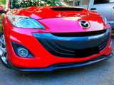 Front Lip for Mazda 3 MPS BL (2009 - 2012 Models) - Spoilers and Bodykits Australia