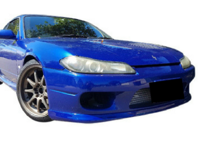 Front Lip for Nissan Silvia S15 - DC2R Style - Spoilers and Bodykits Australia