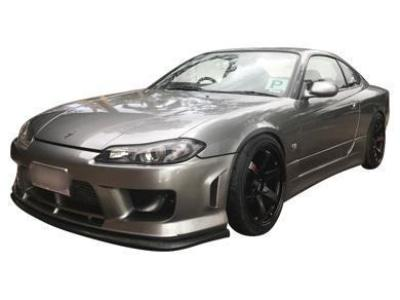 Front Lip for Nissan Silvia S15 - Suits Aero Front Bar ONLY - Spoilers and Bodykits Australia