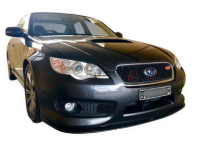 Front Lip for Subaru Liberty - Spec B - STI Style (2007 - 2009 Models) - Spoilers and Bodykits Australia