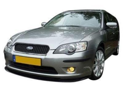 Front Lip for Subaru Liberty - STI Style (2003 - 2006 Models) - Spoilers and Bodykits Australia