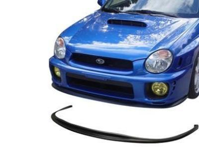 Front Lip for Subaru WRX Bugeye - STI Style (2001 - 2002 Models) - Spoilers and Bodykits Australia